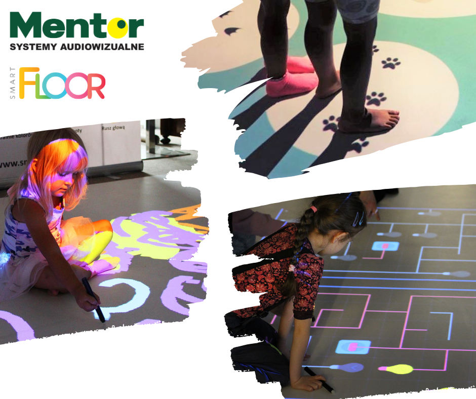 Kids Zone by Mentor - Smartfloor